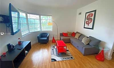 Living Room, 1225 Euclid Ave, 2