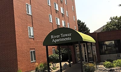 RIVER TOWER APARTMENTS, 1