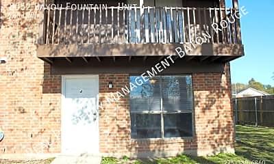 Community Signage, 8052 Bayou Fountain - Unit 4, 0