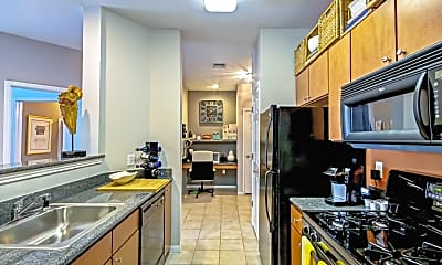 Kitchen, Stone Point, 1