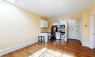 Living Room, 511 Beacon St, 1