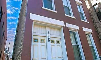 Building, 1629 W Huron St, 0