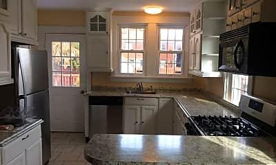 Kitchen, 36 Spring St, 1