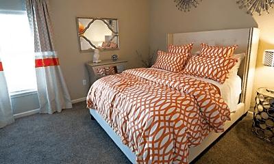 Bedroom, 5iftyOne at Tradan Heights, 1