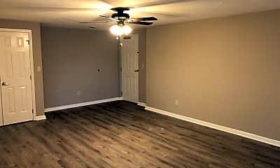 Living Room, 327 N Pine Ave, 1