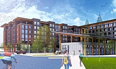 Building, The Hixon at Westside Yard, 0