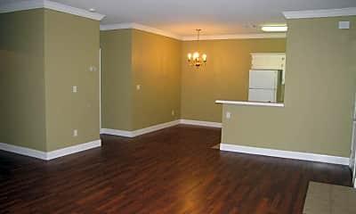 Living Room, University Crossings, 1
