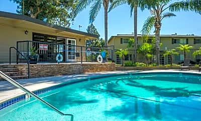Pool, City Villas, 0