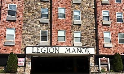 Legion Manor, 1