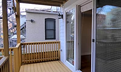 Patio / Deck, 1447 Girard St NW, 2