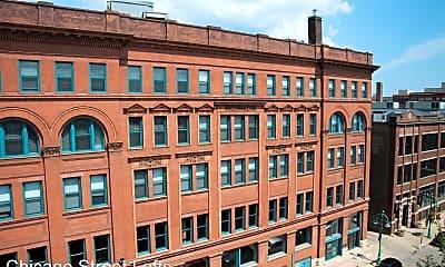 Building, 222 E. Chicago Street, 1