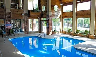 Pool, Kings Cross Apartments, 1