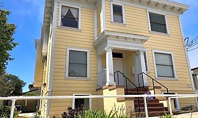 Building, 439 Jackson St, 1