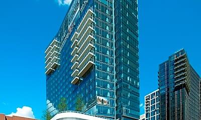 Building, The Benjamin Seaport Residences, 0