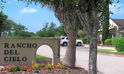 Community Signage, Rancho del Cielo I & II, 2