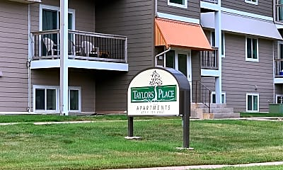 Taylors Place Apartments, 1