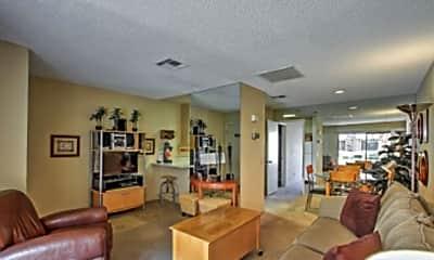 Living Room, 470 S Calle Encilia B4, 2