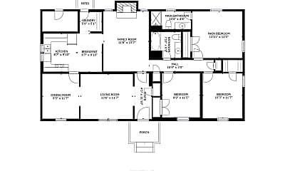 Building, 909 Limerick Ln, 2