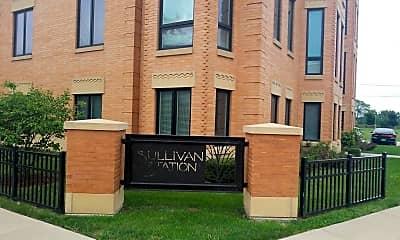 Sullivan Station, 1