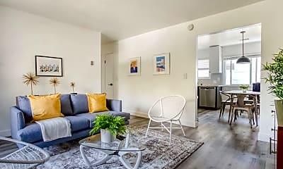 Living Room, 611 San Luisito Way, 1