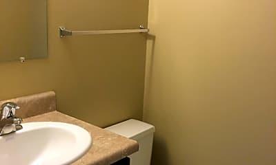 Bathroom, 3535 Vine St, 1