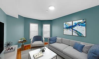 Living Room, 7 Navillus Terrace, #2, 0