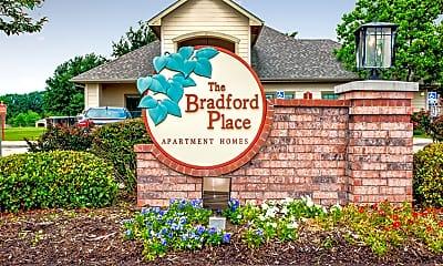 Community Signage, Bradford Place Apartments, 2