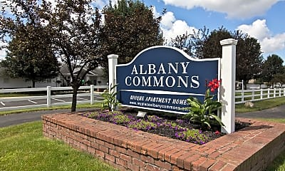 Albany Commons, 0