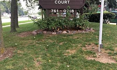 College Court Apartments, 1