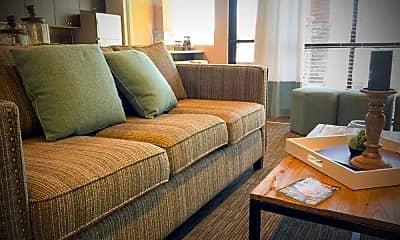 Living Room, Boulder Pointe, 2