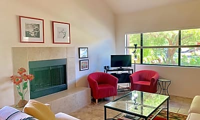 Living Room, 5051 N Sabino Canyon Rd 1213, 1