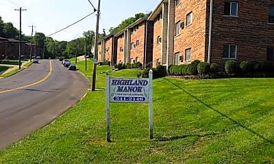 Highland Manor, 1