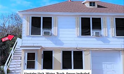 Building, 109 Houston St, 0