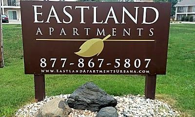 Eastland Apartments, 1