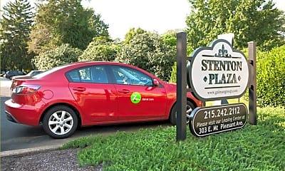 Stenton Plaza, 2