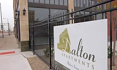 Dalton Apartments, 1