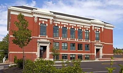 Emery School, 1