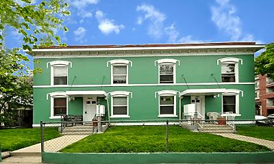 Building, 1863 N Clarkson St, 0