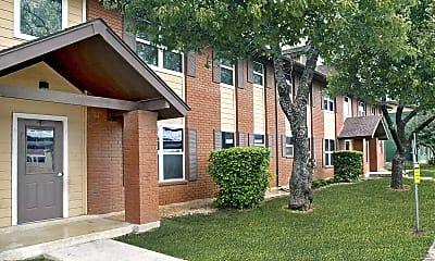 Building, Oak Manor, 1