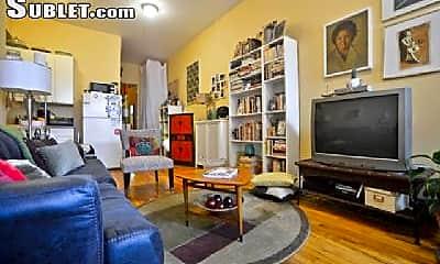Living Room, 617 Grand Ave, 1