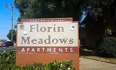 Florin Meadows, 1