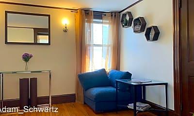 Living Room, 12 Homer St, 1