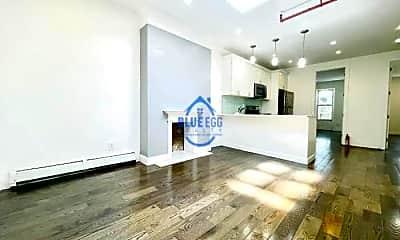 Living Room, 442 Quincy St, 1