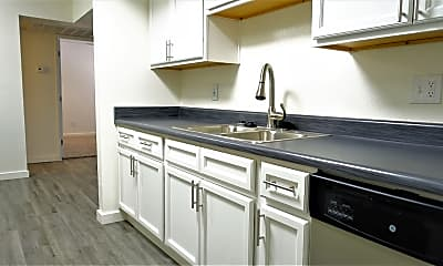 Kitchen, Connect On Union, 1