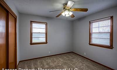 Bedroom, 4605 & 4609 California, 2
