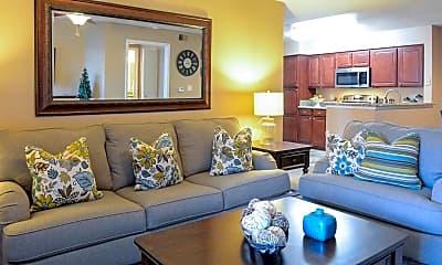 Living Room, Crossing at Riverlake, 1