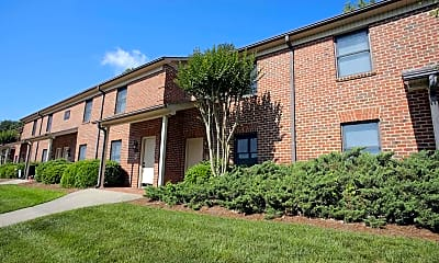 Building, Kerner Mill Townhomes, 0