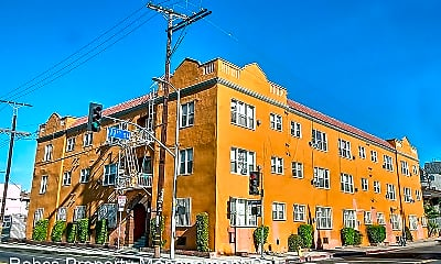 Building, 1056 Normandie Ave, 0