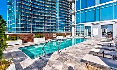 Pool, 1065 Peachtree St NE 3001, 0