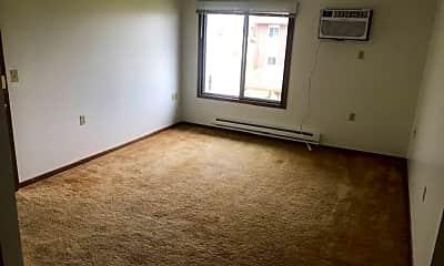 Living Room, 1600 Linden St, 1